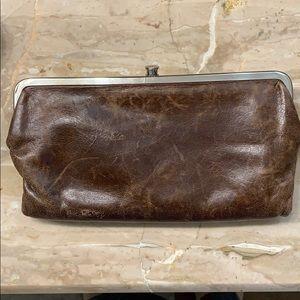 Hobo Lauren brown vintage wallet